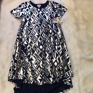 SALE 2/$10 3/$15 NWT LulaRoe Carly Swing Dress